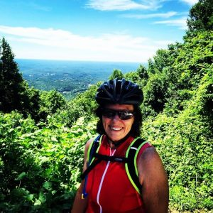 cycling, senior athlete