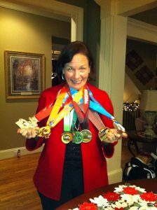 Fitter After 50 - Race Medals