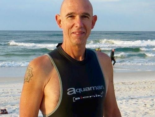 ironman, over 50 athlete