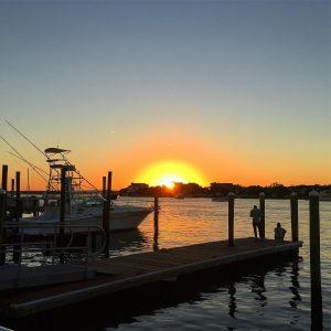 More Wrightsville Beach sunset!