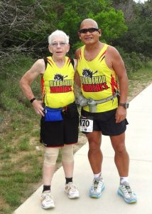 senior athletes, marathon maniacs, ultrarunning
