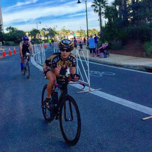Mile 1115 of ironmantri florida and looking good!