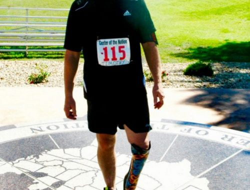 #amputee #iamadaptive #running #marathons