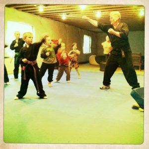 Tim- Karate